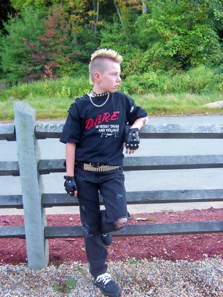 Punk Costume - CostumePop