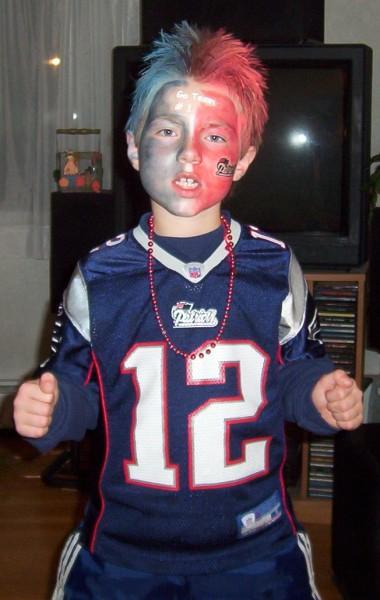 New England Patriots Tailgater Costume - CostumePop
