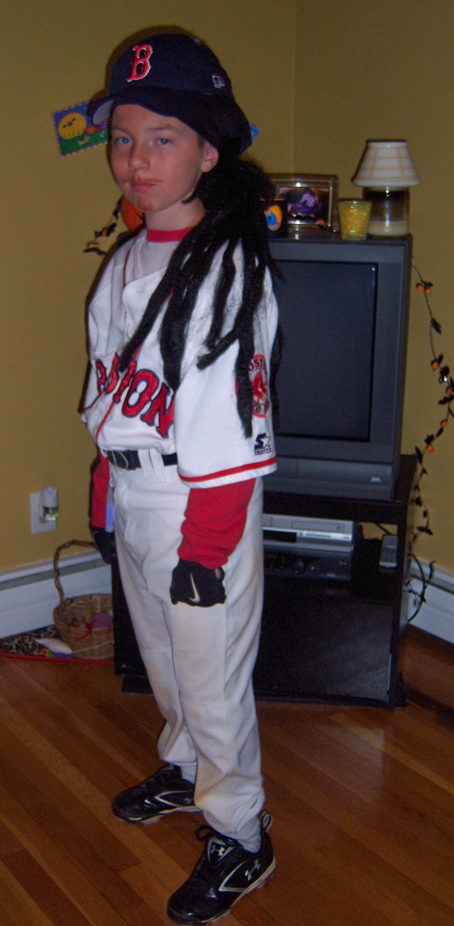 Manny Ramirez Costume - CostumePop