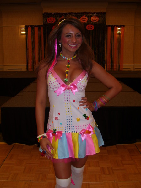 Candy Girl Katy Perry Inspired Costume - CostumePop