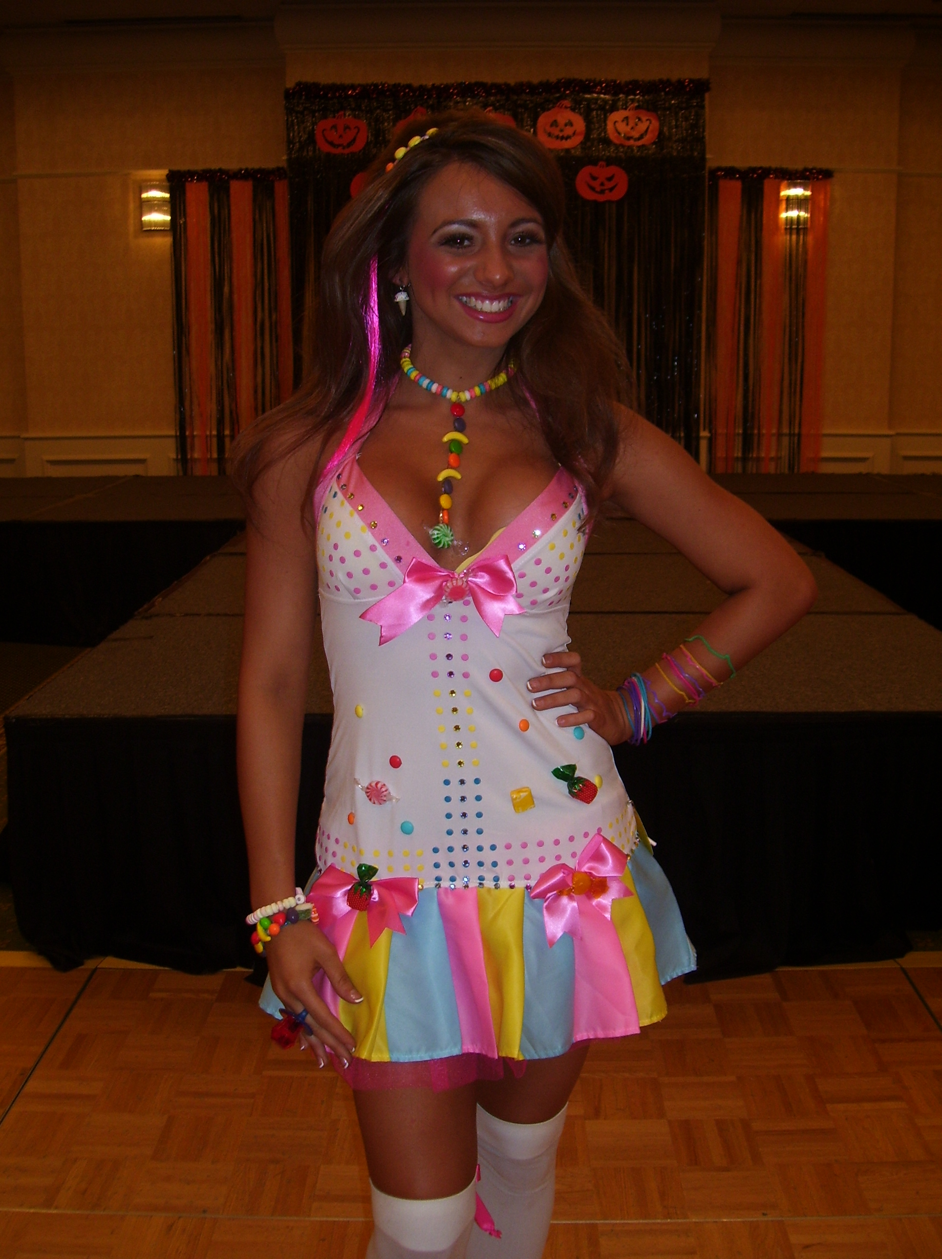 Candy Girl Katy Perry Inspired Costume