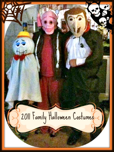 Cereal Family - CostumePop