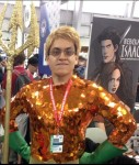 Aquaman Cosplay at Special Edition NYC 2014