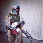 Boba Fett Cosplay at Special Edition NYC 2014