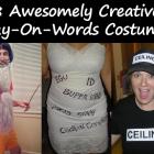 8 Play-On-Words Costumes - CostumePop