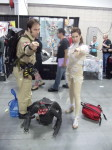 Ghostbusters Cosplay at Special Edition NYC 2014