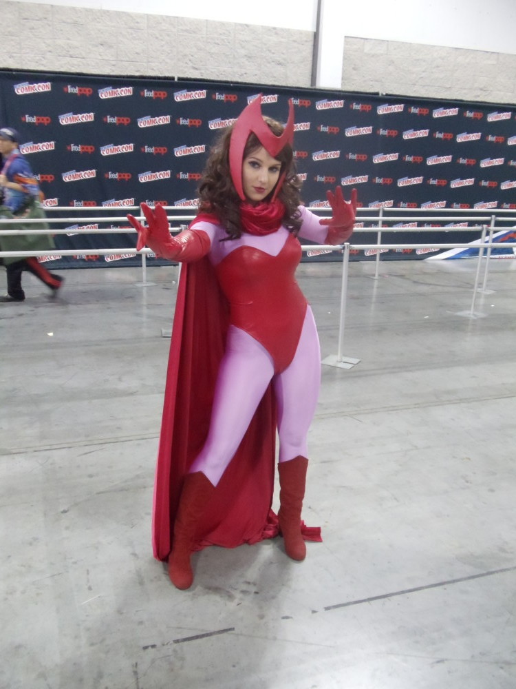 Scarlet Witch Cosplay at Special Edition NYC 2014