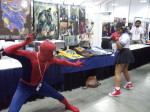 Spider-Man Cosplay at Special Edition NYC 2014