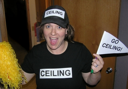 Ceiling Fan Costume - CostumePop