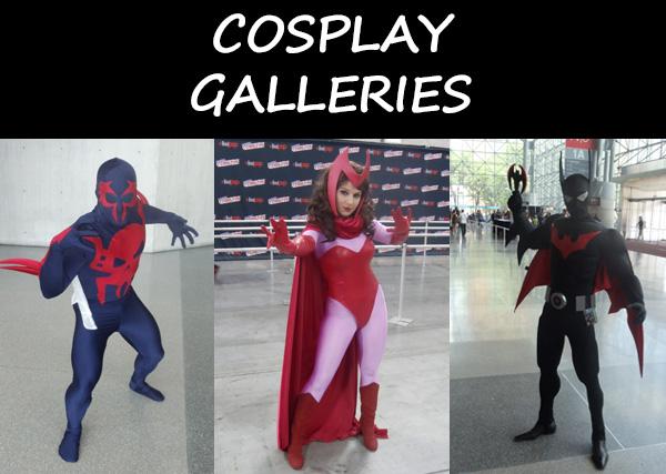 Cosplay Galleries - Costume Pop