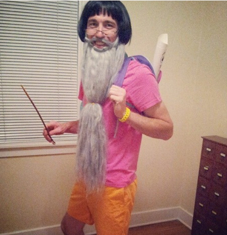Dumbledora the Explorer Costume - CostumePop