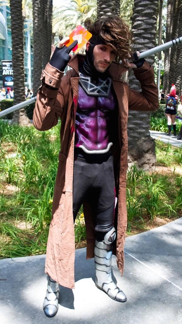 Gambit Cosplay Costumepop Costume Pop