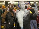 Storm and Iceman Cosplay - CostumePop