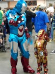 Iron Patriot and Iron Man Cosplay - CostumePop