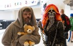 Wilfred and Ghost Rider Cosplay - Costume Pop