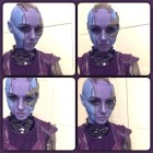 Awesome Nebula Cosplay