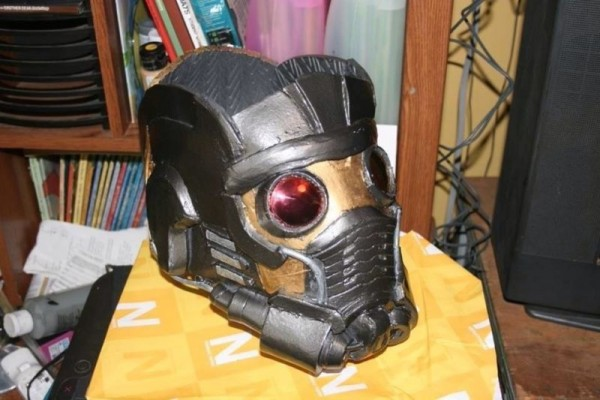 Star-Lord Helmet from Guardians of the Galaxy