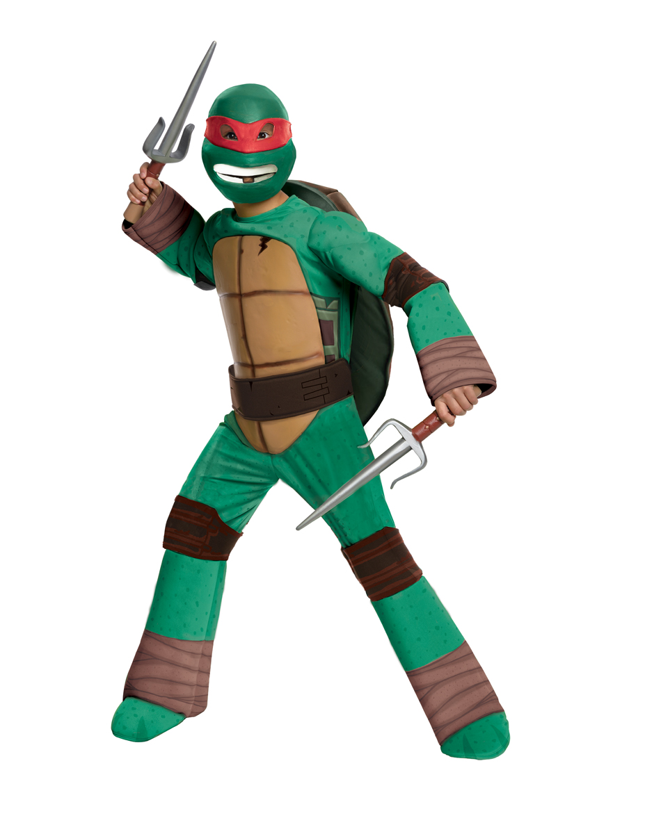 Raphael TMNT Costume - CostumePop