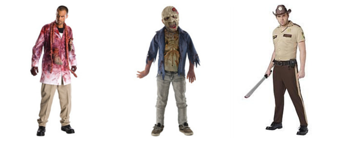 The Walking Dead Costumes - CostumePop