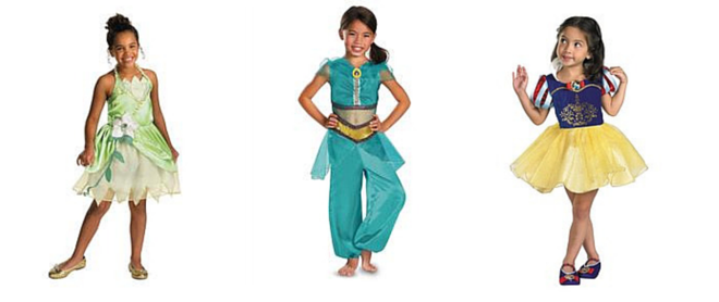 Disney Princesses Costumes - CostumePop