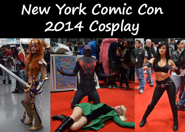NYCC 2014 Cosplay