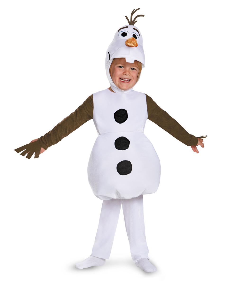 DIsney Frozen Olaf Costume - CostumePop