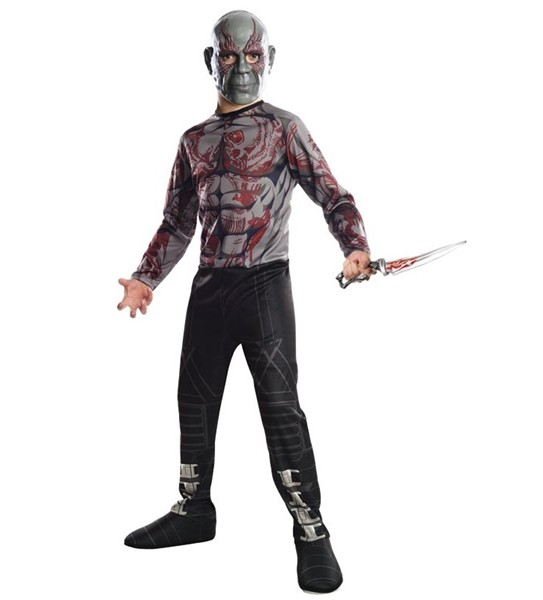 Drax Kid's Costume