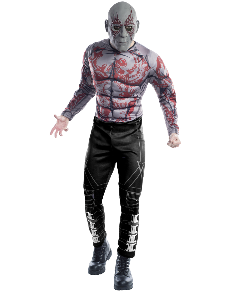 Men's Drax Costume