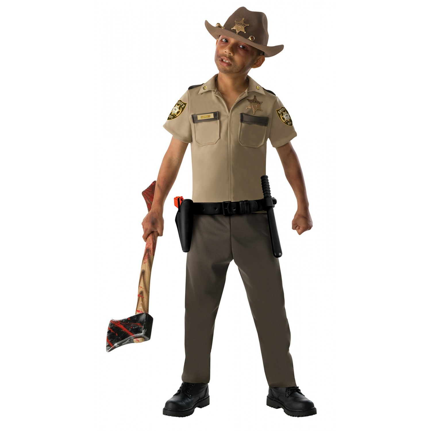 The Walking Dead Rick Grimes Costume - CostumePop