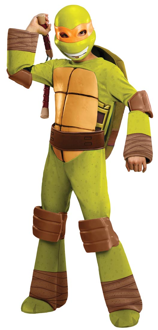 TMNT MIchelangelo Cartoon Costume