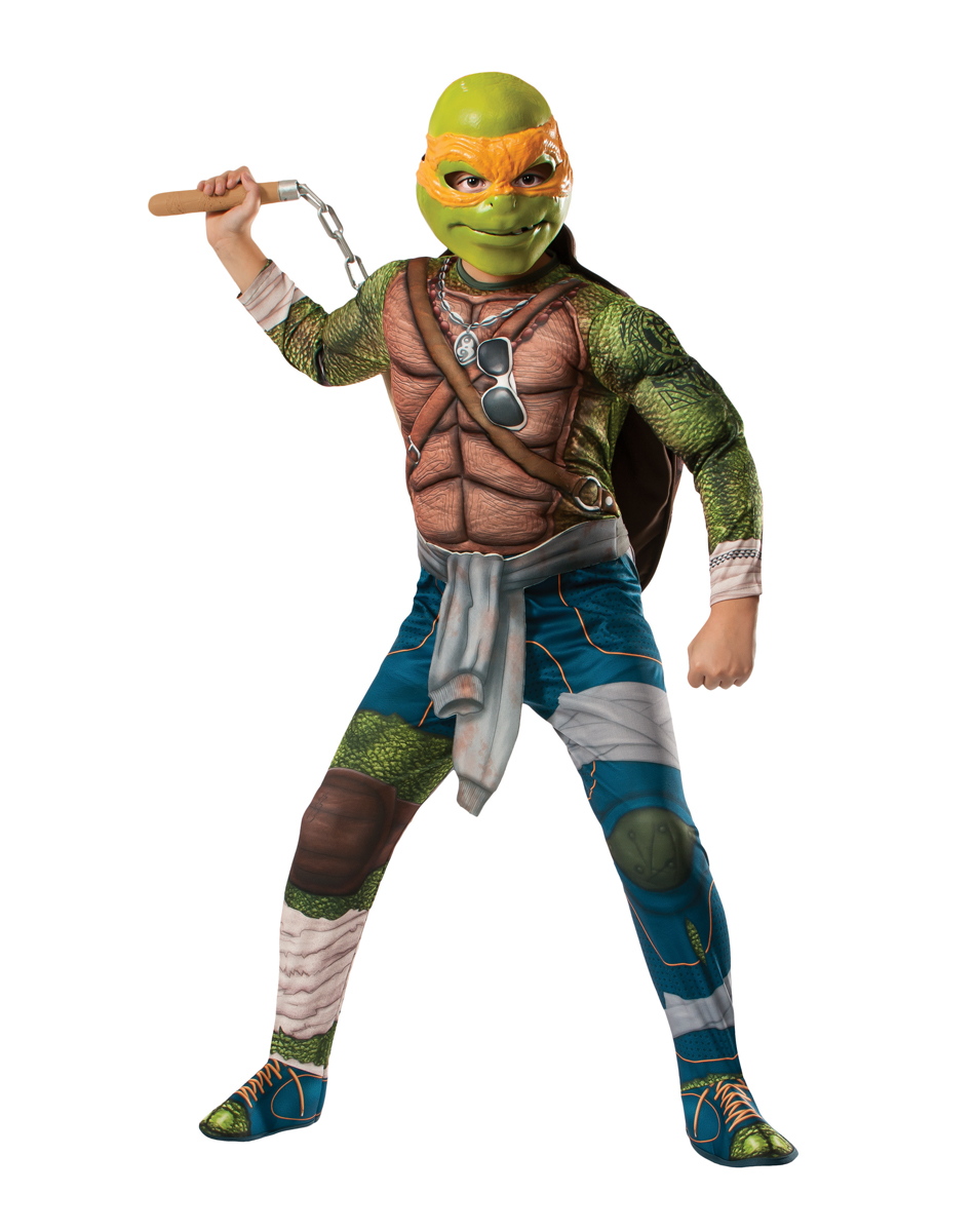 TMNT Michelangelo Movie Costume