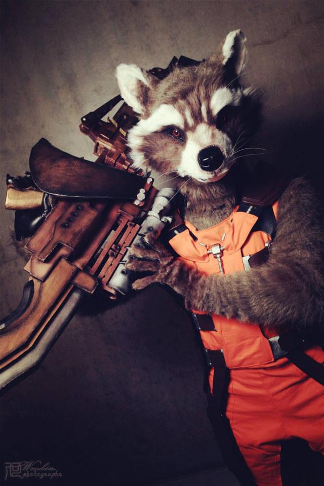 Rocket Raccoon Cosplay - CostumePop