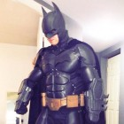 3D Printed Batman Costume