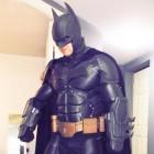 3D Printed Batman Costume