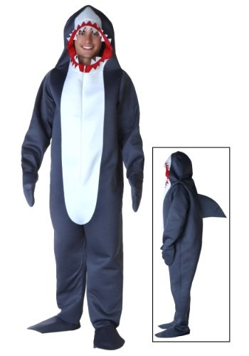 Fun Costumes Men's Shark Costume