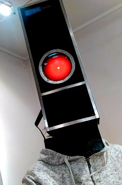 Hal 9000 Cosplay - Costume Pop