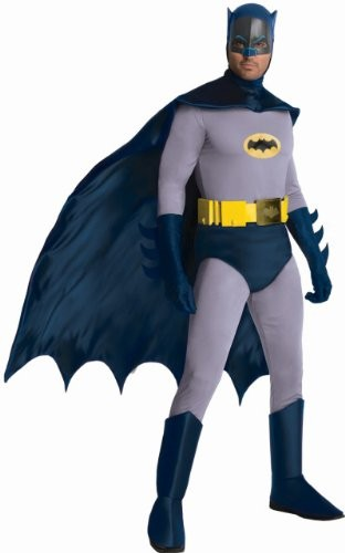 1966 Batman Costume - Geek Decor