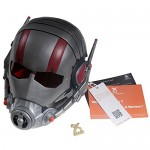 Ant-Man Full Head Mask Prop - Top View - CostumePop