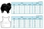 Hachi Corp Costumes - Sizing Chart - CostumePop