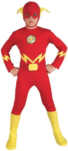 The Flash Kid's Costume - CostumePop