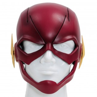 The Flash Mask - Red Front - CostumePop