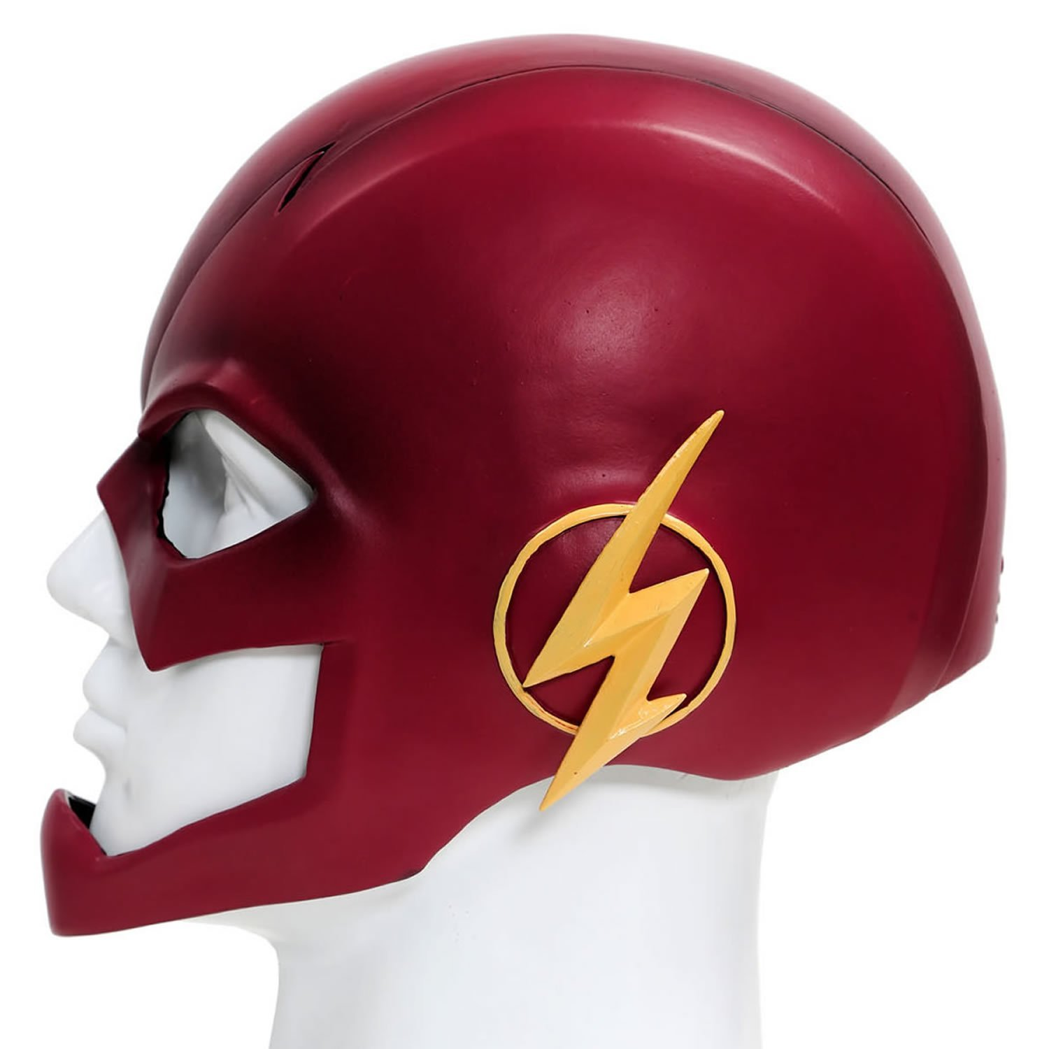 The Flash Mask - Red Side - CostumePop  sc 1 st  Costume Pop & the-flash-mask-costumepop-2 | Costume Pop