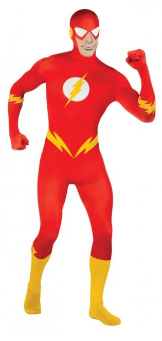 The Flash Zentai Super Suit - CostumePop