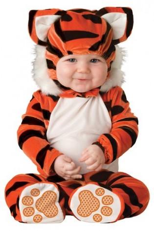 InCharacter Unisex-Baby Tiger Costume - CostumePop