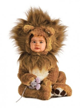 Rubie's Costume Infant Noah Ark Lion Cub Romper - CostumePop