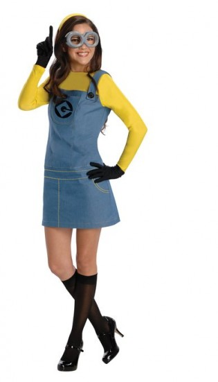 Despicable Me 2 Female Costume - CostumePop