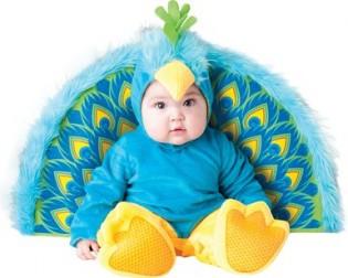InCharacter Costumes, LLC Precious Peacock - CostumePop