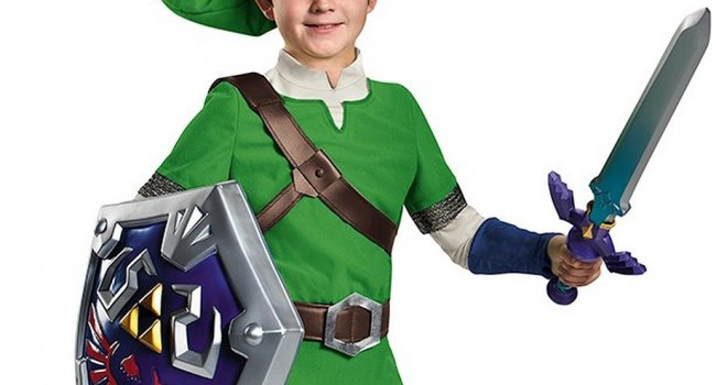 The Legend of Zelda Link Deluxe Child Costume