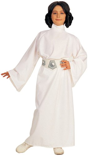 Princess Leia Child's Costume - Costumepop