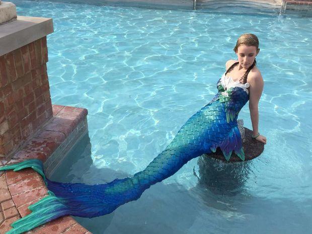 Silicone Mermaid Tail Costume - Costume Pop  sc 1 st  Costume Pop & Silicone Mermaid Tail Costume | Costume Pop | Costume Pop